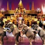 Nonton Fantasea, Pertunjukan Tradisional Thailand yang Spektakuler di Phuket