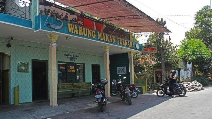 Mangut Lele Warung Purnama
