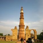 Mengunjungi Qutub Minar, Menara Kuno peninggalan Islam di India