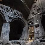 Jangan Lewatkan Mahakarya Arsitektur yang Unik di Geghard, Armenia