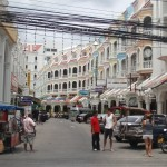 Menyusuri Kota Tua Phuket