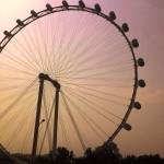 Mengagumi kota Singapura dengan Menaiki Singapore Flyer