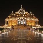 Mengunjungi Swaminarayan Akshardham, Komplek Hindu Terindah dan Terbesar di India