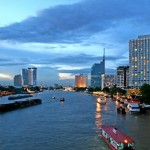 Wisata di Sungai Chao Phraya