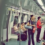 Bagaimana cara membeli tiket dan naik MRT di Singapura ?