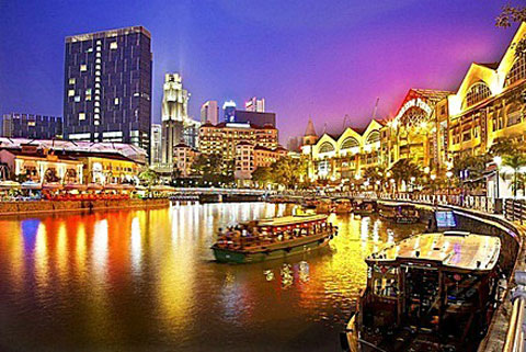 singapura river-cruise