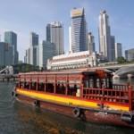 Menikmati keindahan kota Singapura dengan Menyusuri Sungai