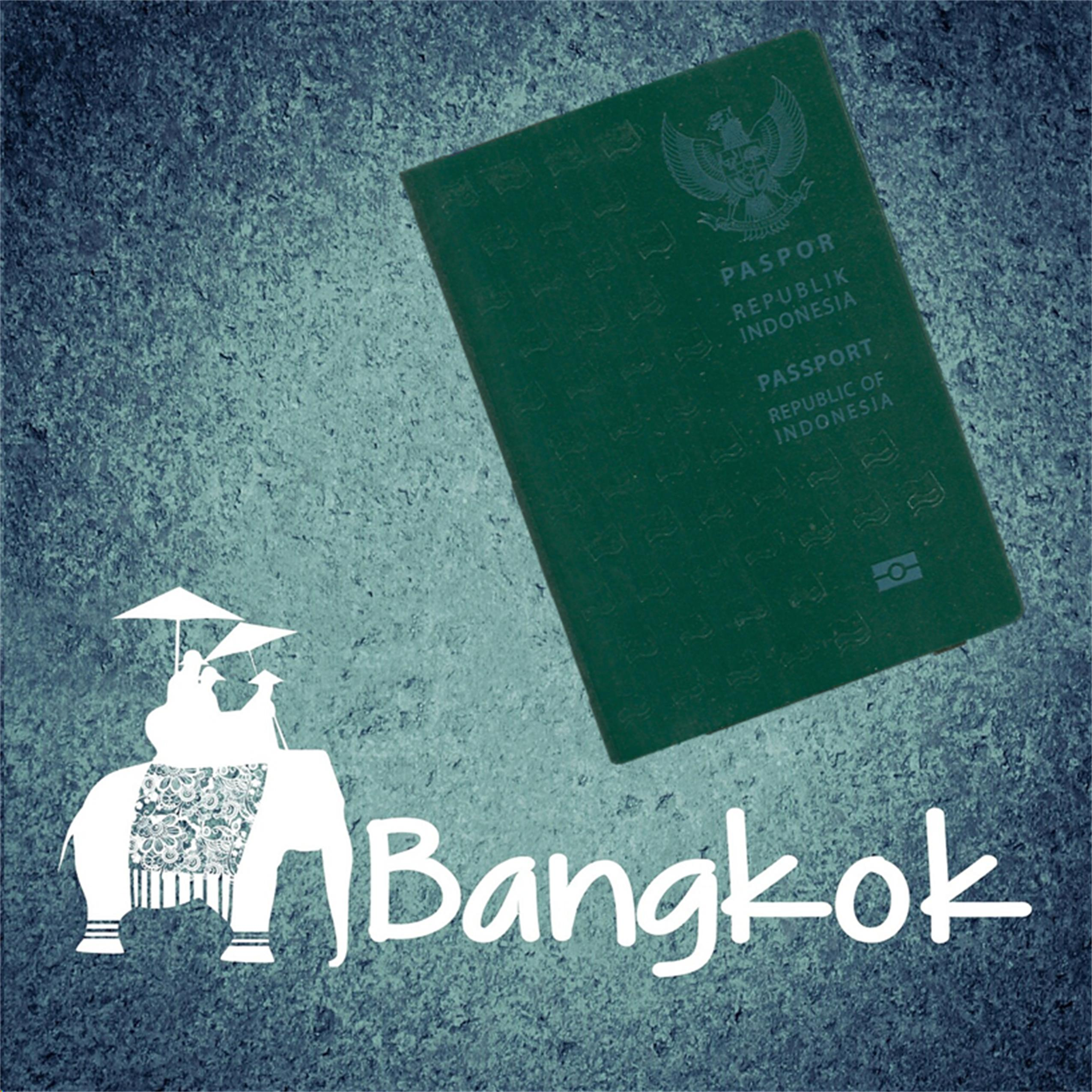 Hilang Paspor di Bangkok