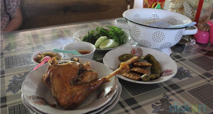 Ayam Goreng Mbah Cemplung