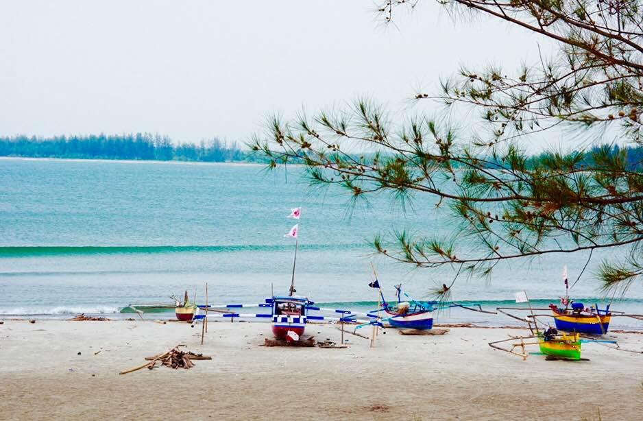 Pantai Tapak Paderi